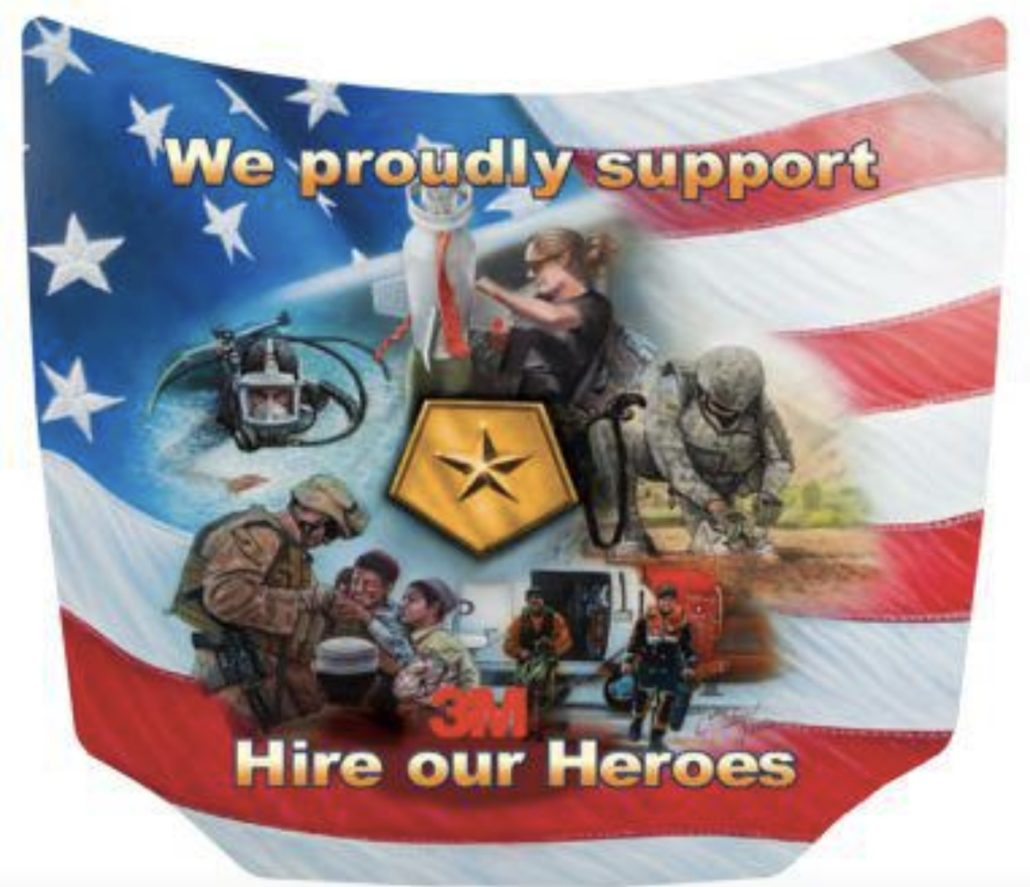 We Proudly Support