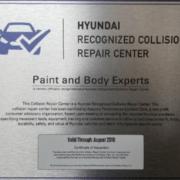 Hyundai Certified Repair Center